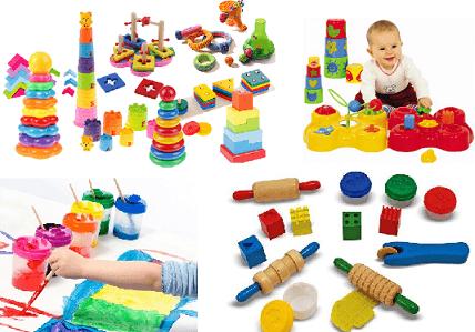 Игры для малышей 9 месяцев