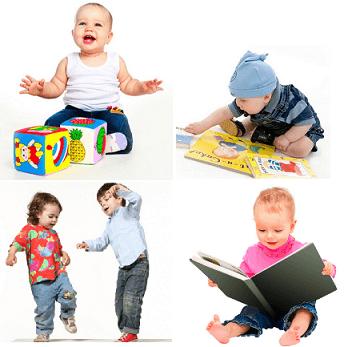 Обучение маленьких детей