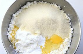Приготовление ингредиентов