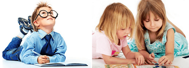 Развитие внимания у ребенка