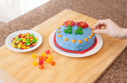 Смазка для пирога