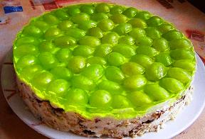 Украшение тортика