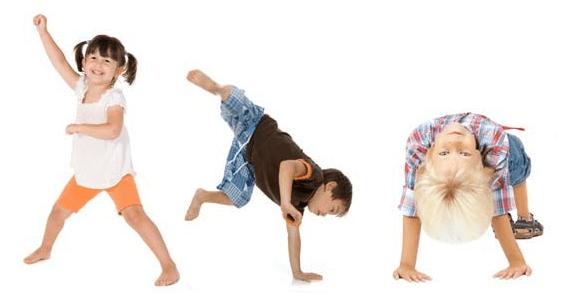 Упражнения для развития