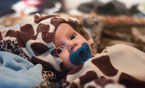Признаки отечности у детей