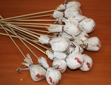 Заготовки конфеток