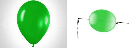 Фокус с шариком