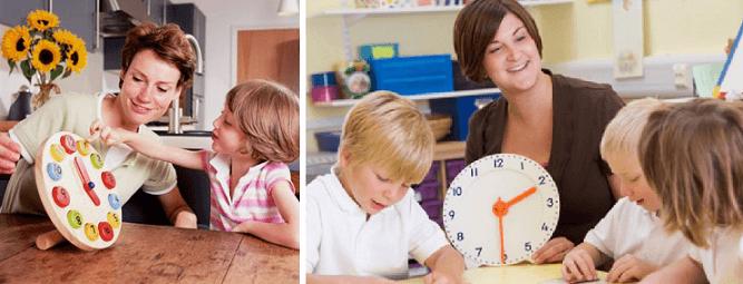 Правила обучения детей