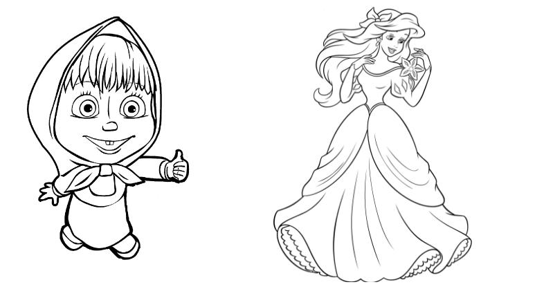 Персонажи из сказок
