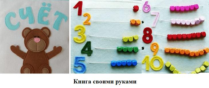 Обучающий материал для ребенка
